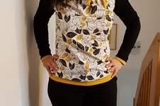 Makerist - Bürotaugliches Jersey Shirt  - 1