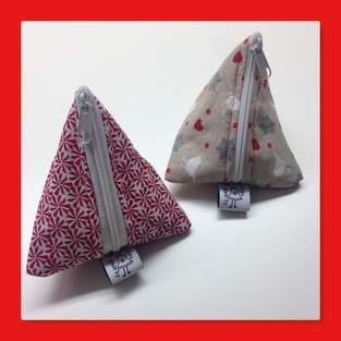 Dreieckstäschchen