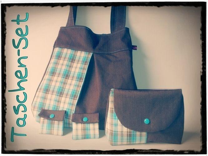 Makerist - Taschen - Set - DIY-Projekte - 1