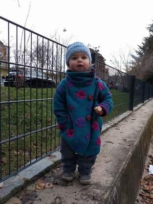 Makerist - Walkmäntelchen für kalte Tage - 1