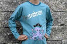 Makerist - Piratenbraut Outfit für meine Tochter - 1