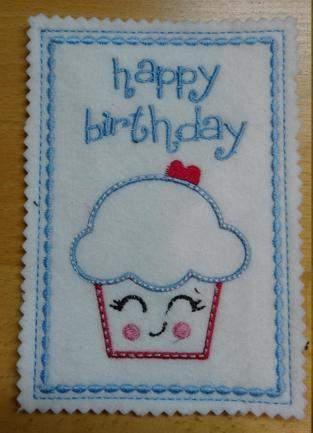 Makerist - Geburtstagskarte - 1