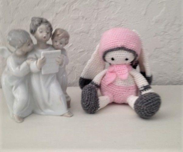 Makerist - Petit Lapinou - Créations de crochet - 1