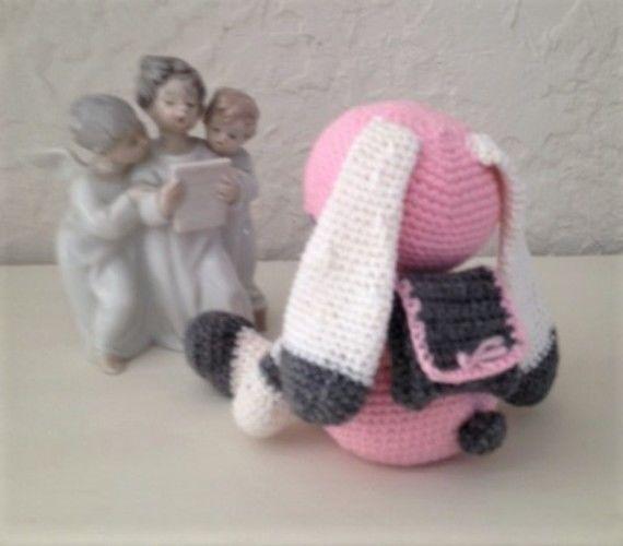 Makerist - Petit Lapinou - Créations de crochet - 2