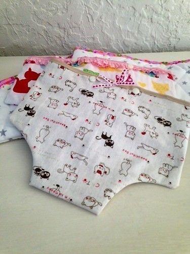 Makerist - sac à lingerie - Créations de couture - 2