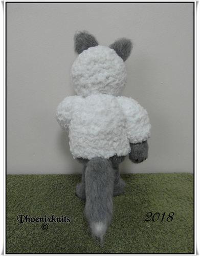 Makerist - Wolf in sheeps clothing - Knitting Showcase - 2