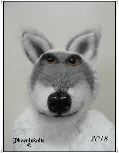 Makerist - Wolf in sheeps clothing - Knitting Showcase - 3