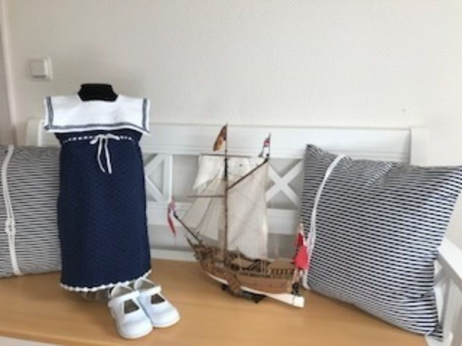 Makerist - Matrosenkleidchen (2-3 Jahre) - Häkelprojekte - 2
