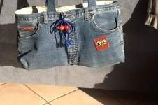 Makerist - Sac en jean  - 1