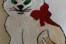 Makerist - Katze und Feder - 1