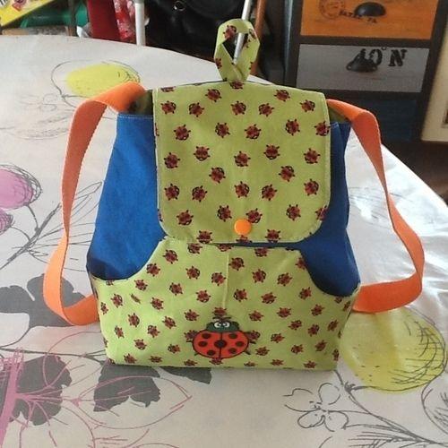 Makerist - Petit sac à dos pour les petits enfants  - Créations de couture - 1