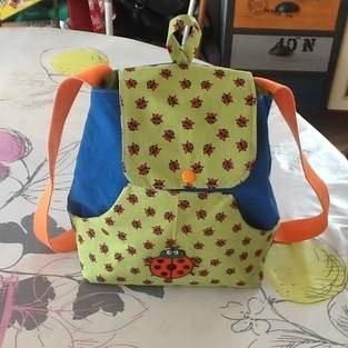 Petit sac à dos pour les petits enfants