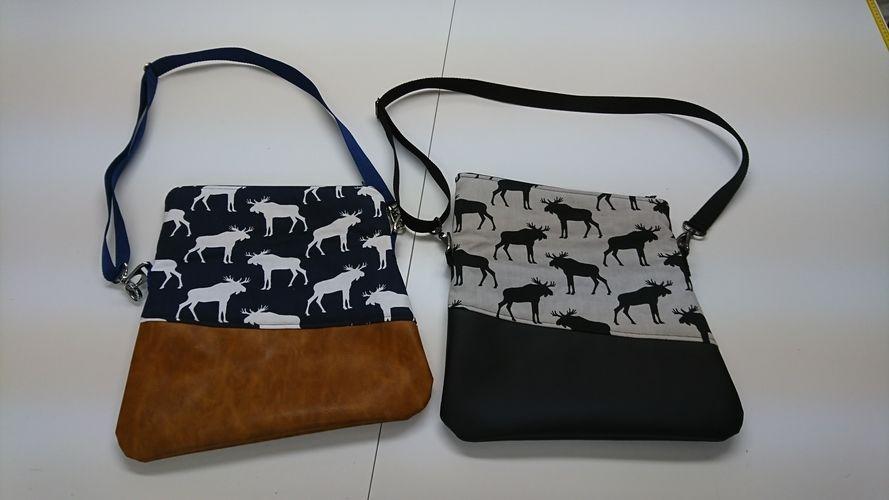 Makerist - Elch-Tasche die Zweite  - Nähprojekte - 2