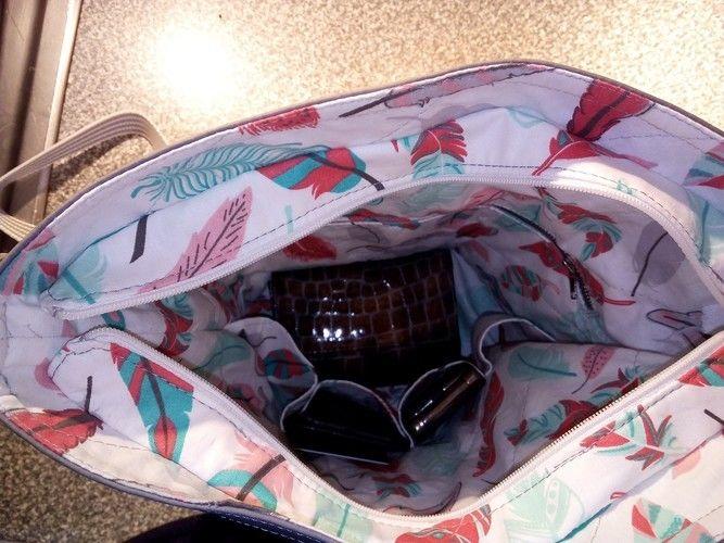Makerist - Meine Handtasche - Nähprojekte - 3
