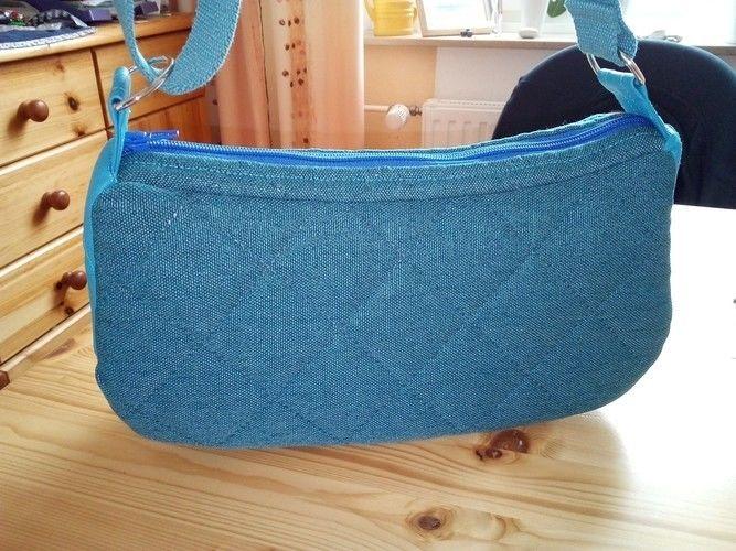 Makerist - Handtasche 3 - Nähprojekte - 1