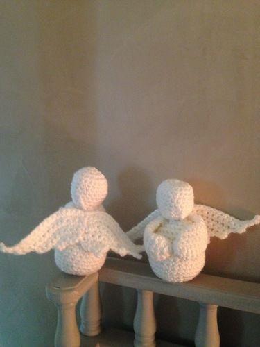 Makerist - Petits anges - Créations de crochet - 1