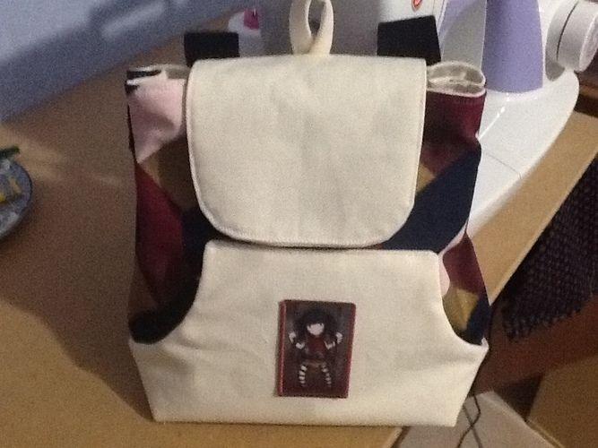 Makerist - Sac à dos pour les petits  - Créations de couture - 1