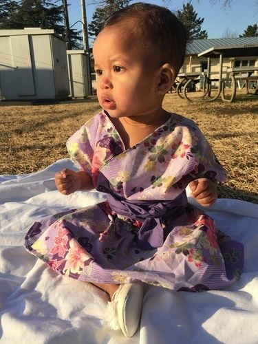 Makerist - childrens japanese yukata kimono  - Sewing Showcase - 2