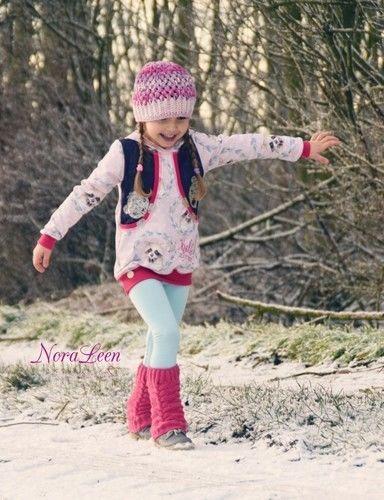 Makerist - Taschenhoodie Aurelie&Aurelio von My little Ladybird - Nähprojekte - 3