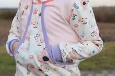 Makerist - Taschenhoodie Aurelie&Aurelio von My little Ladybird - 1