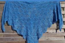 Makerist - Magic Flow Shawl - 1