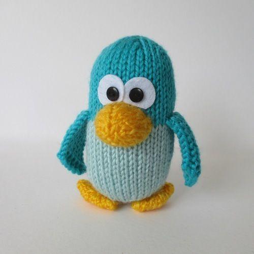 Makerist - Kevin the Penguin - Knitting Showcase - 1