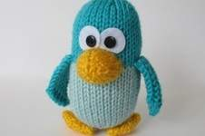 Makerist - Kevin the Penguin - 1