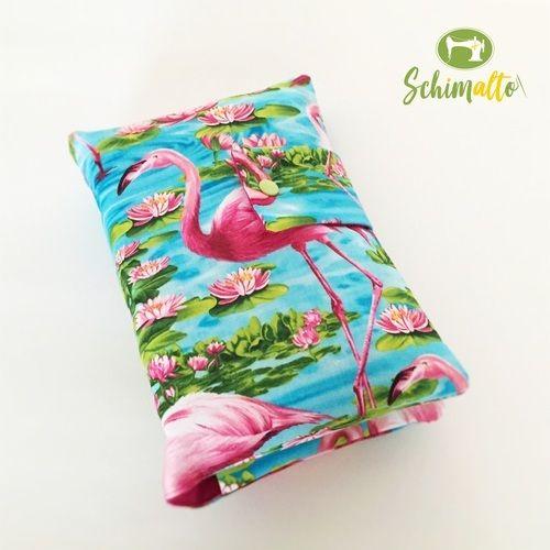 Makerist - Windeltasche im Flamingo-Look - Nähprojekte - 1
