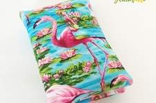 Makerist - Windeltasche im Flamingo-Look - 1