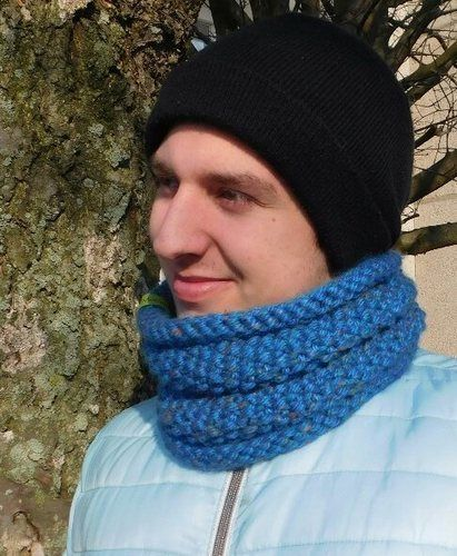 Makerist - Blue Monday - Strickprojekte - 1