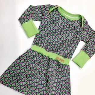 Frisches Retro Dress von Kid5