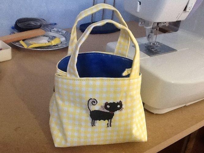 Makerist - Petit sac mini pour mètre çe que vous voulez  - Créations de couture - 1
