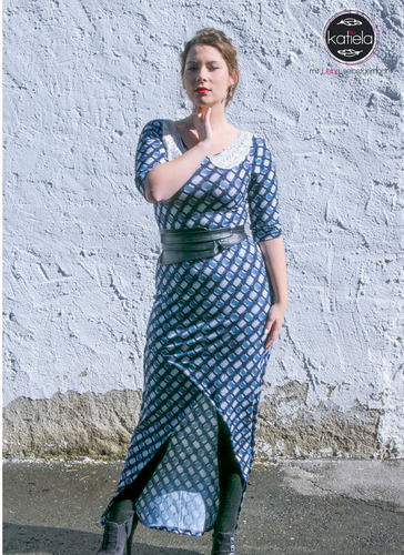 Makerist - Roxy ein Wow-Kleid - Nähprojekte - 2