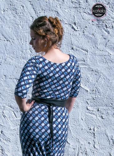 Makerist - Roxy ein Wow-Kleid - Nähprojekte - 3