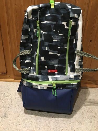 Makerist - Kletterrrucksack - Nähprojekte - 2