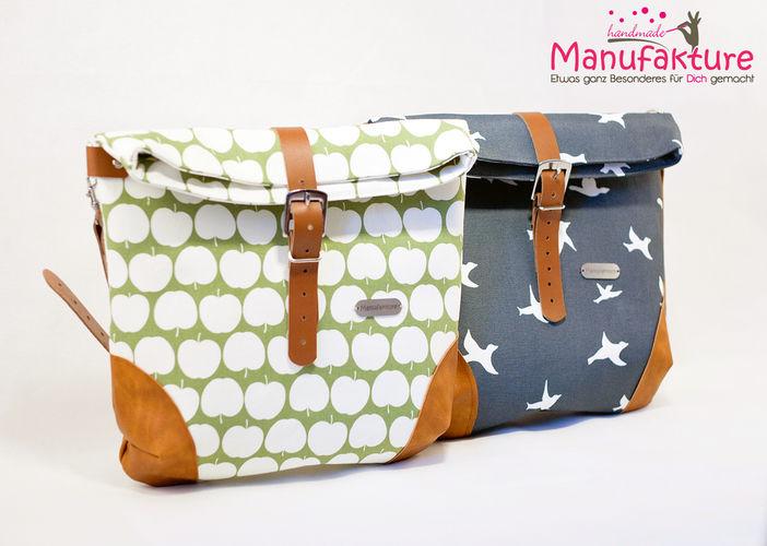 Makerist - Tasche Büddel-Bag-Marei von Unikati - Nähprojekte - 1