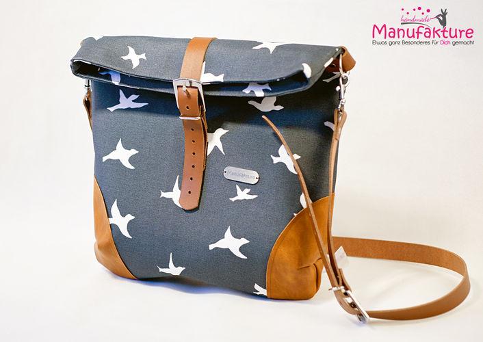 Makerist - Tasche Büddel-Bag-Marei von Unikati - Nähprojekte - 3