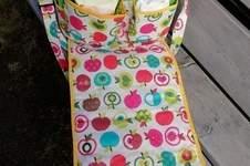 """Makerist - Meine """"Apfeltasche"""" für meine Schwester von ART VAN MIL BAGS - 1"""