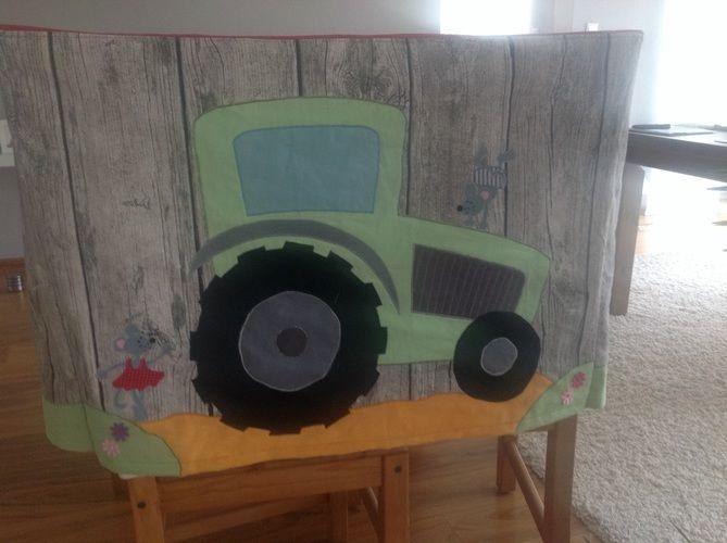 Makerist - Und noch eine Tischhusse Spielhusse - DIY-Projekte - 3