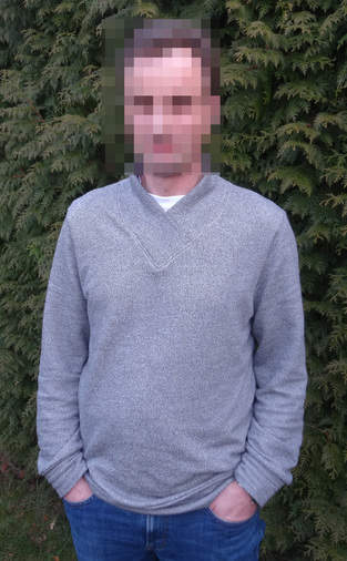 Makerist - Herrensweater von Hummelhonig - 1
