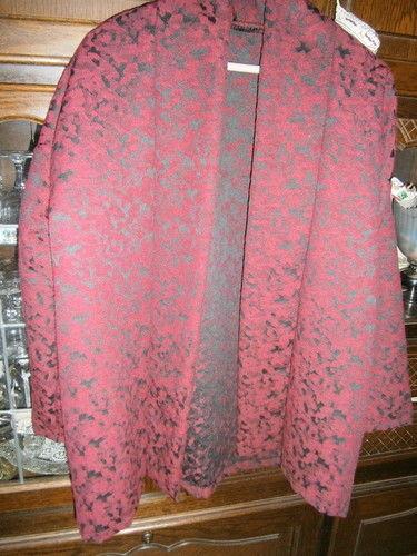 Makerist - kimono cho en tissu jacquard pour moi - Créations de couture - 1