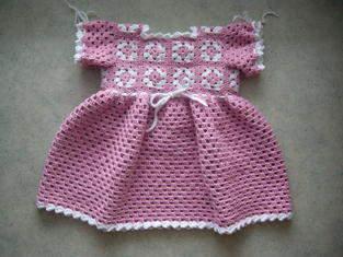 Makerist - Babykleidchen für Größe 68/74 - 1