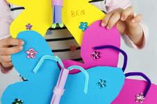Makerist - Schmetterling-Einladung - 1