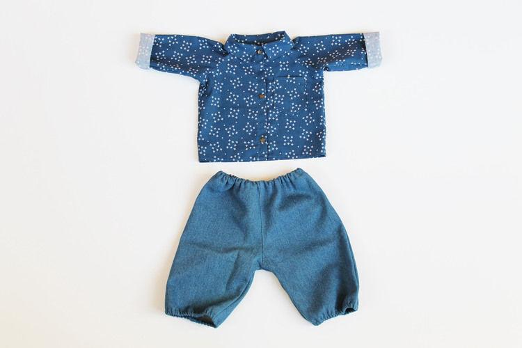 Makerist - Bébé fringant - Créations de couture - 1