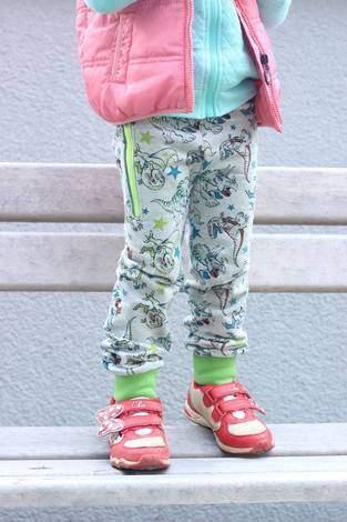 Makerist - Sweathose Trainee girl slim - 1