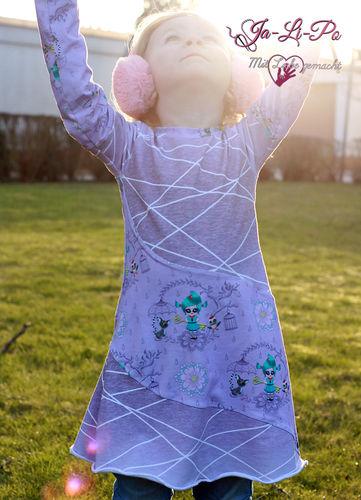 """Makerist - Kleid """"Cool Curved Dress"""" - Nähprojekte - 1"""