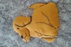 """Makerist - Dinkelhund """"Leon"""" - 1"""