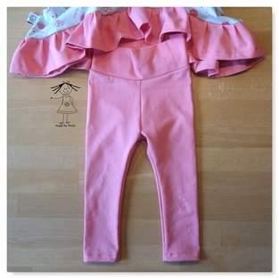 Freebook Babyleggings von Lesulu