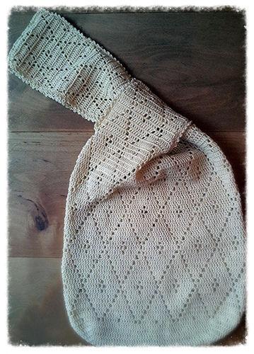 Makerist - Japanische Knotentasche - Häkelprojekte - 2