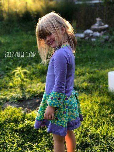 Makerist - Bluebell Kleid fürs Tochterkind - Nähprojekte - 1